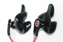 8a0bfb8f133 Dr. Dre Tour earphones with black custom earpieces